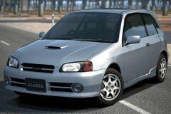 Toyota STARLET Glanza V '97