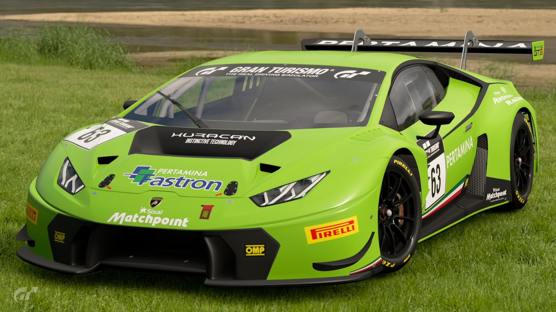 Lamborghini Huracán GT3 '15 | Gran Turismo Wiki | FANDOM ...
