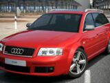 Audi RS 6 Avant '02