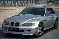 BMW M Coupe '98 (GT6)