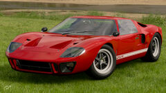 Ford GT40 Mark I '66 (GT Sport)