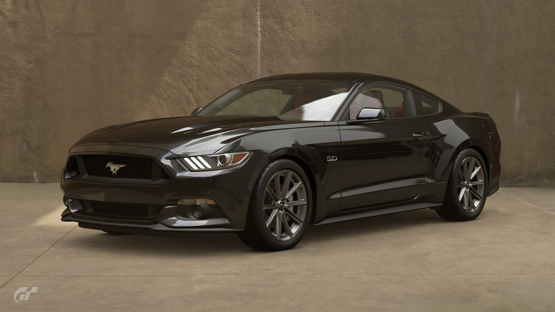 Ford mustang gt premium fastback 15