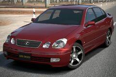 Lexus GS 300 Vertex Edition (J) '00