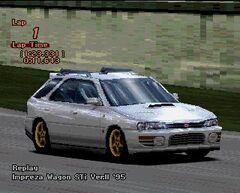 Subaru IMPREZA Sport Wagon WRX STi Version II '95