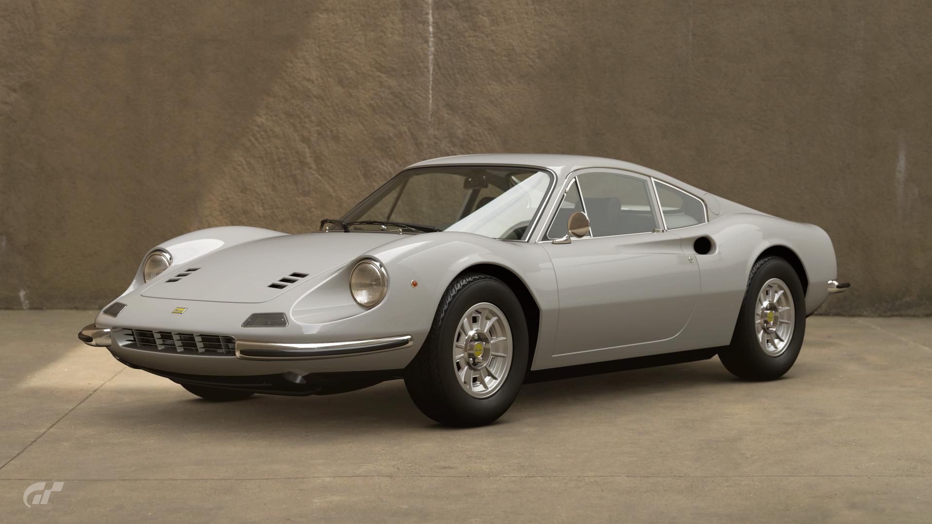 Ferrari Dino 246 GT '71   Gran Turismo Wiki   FANDOM powered by Wikia