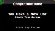 GT1 Prize Car