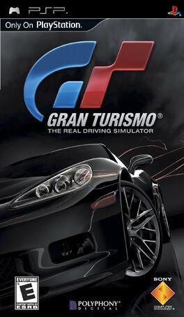 Gran Turismo (PSP) Cover