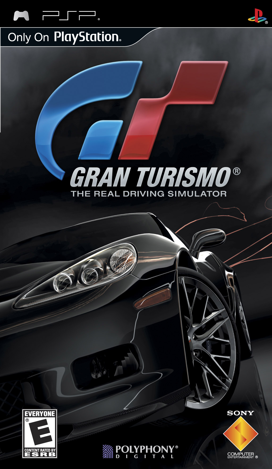 gran turismo playstation portable game gran turismo. Black Bedroom Furniture Sets. Home Design Ideas