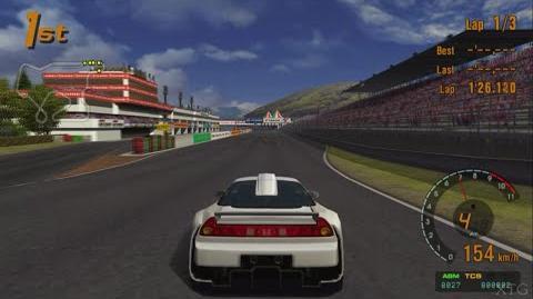 Gran Turismo Concept 2002 Tokyo-Geneva - Honda NSX-R Prototype LM Road Car PS2 Gameplay HD