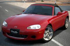 Mazda MX-5 Miata 1800 RS (NB, J) '04 (GT6)