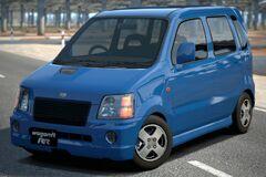 Suzuki WAGON R RR '98