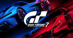 GT7 Poster