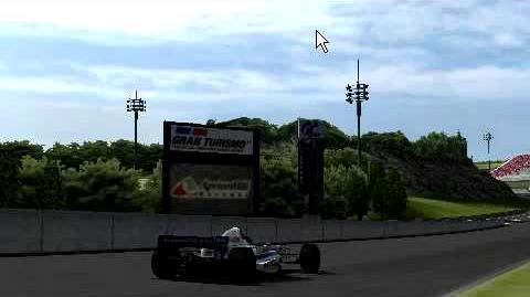 Gran Turismo PSP - Formula 1 Run
