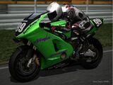 Kawasaki Ninja ZX-12R RacingModify '00