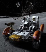 Lunar Roving Vehicle LRV-001 '71