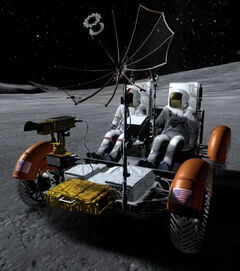 Lunar Roving Vehicle LRV-001 '71