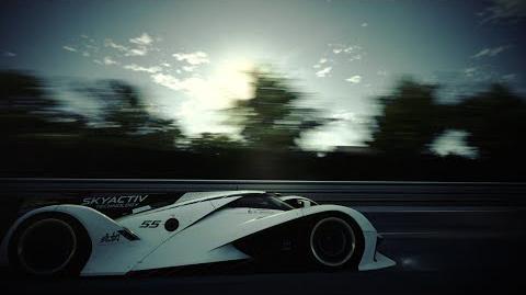Mazda LM55 Vision Gran Turismo - Unveiled