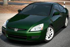 Honda ACCORD Coupe EX '03 (GT6)
