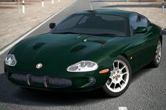 Jaguar XKR Coupe '99