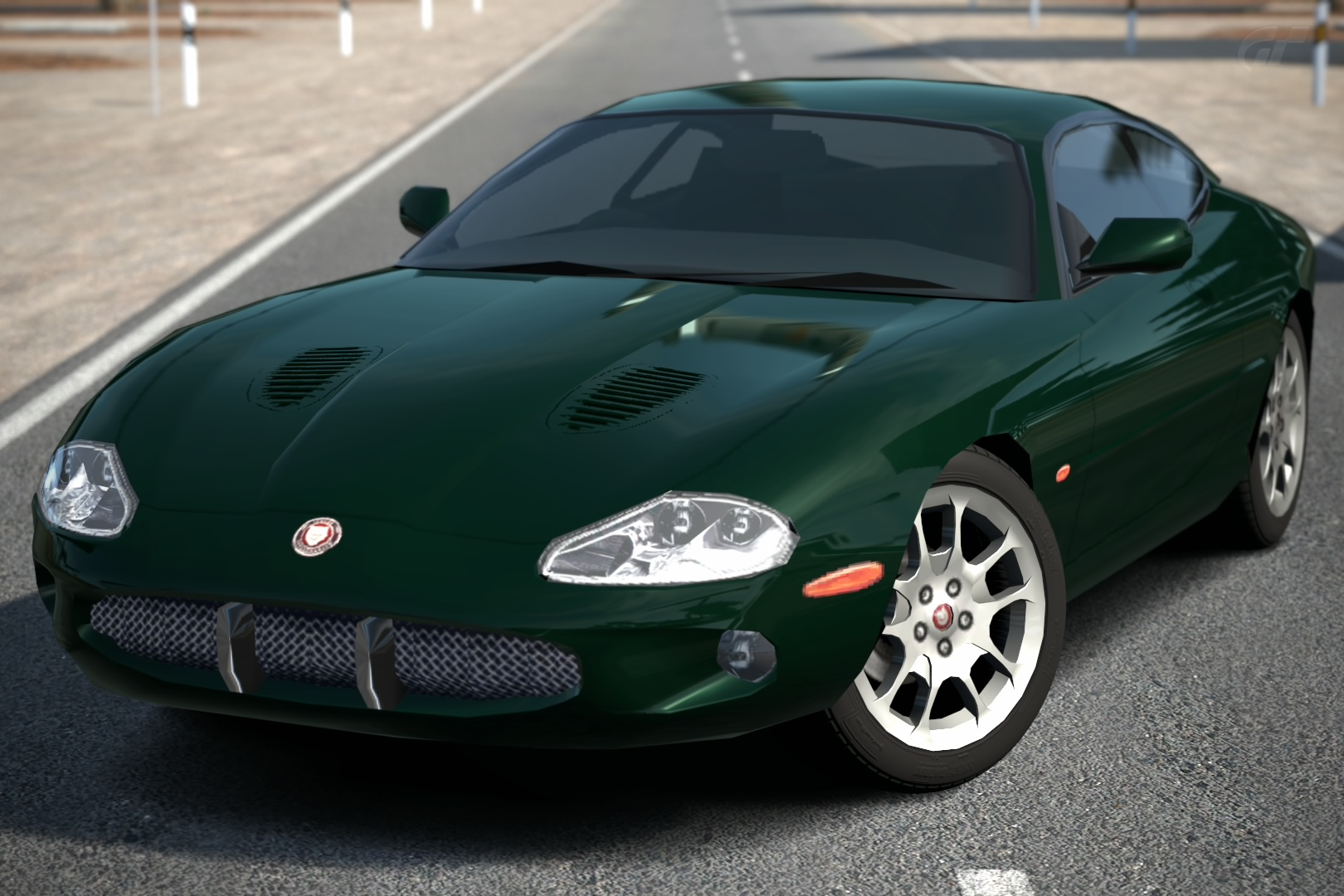 Jaguar XKR Coupe '99 | Gran Turismo Wiki | FANDOM powered by