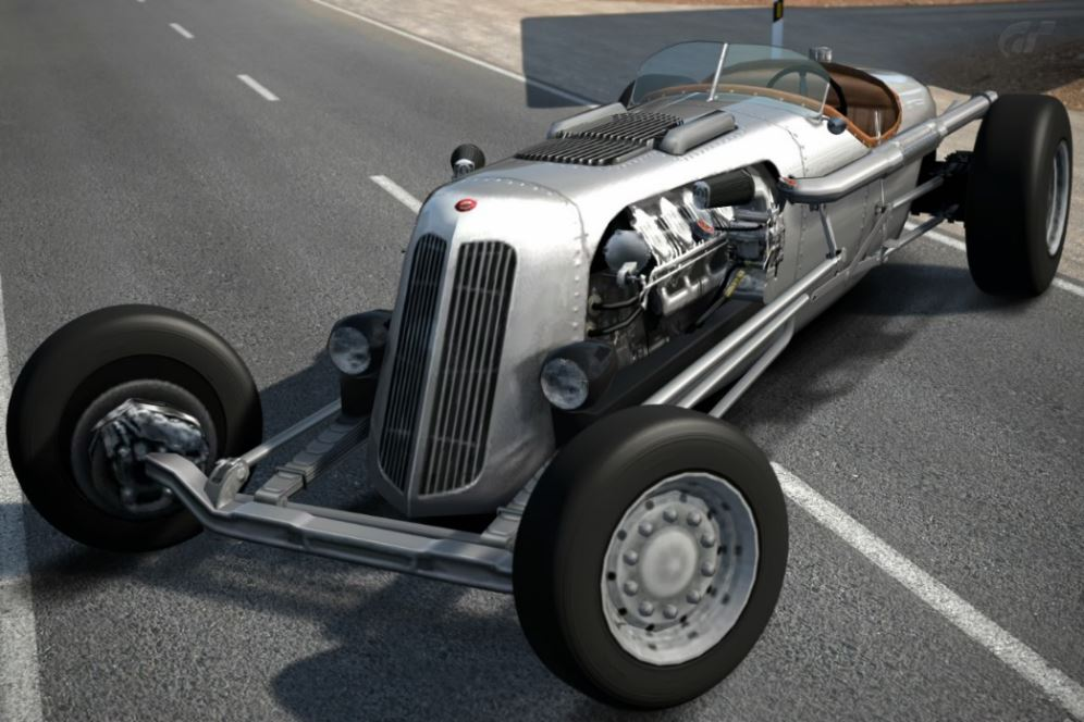 Jay Leno Cars List >> Jay Leno Tank Car '03 | Gran Turismo Wiki | FANDOM powered