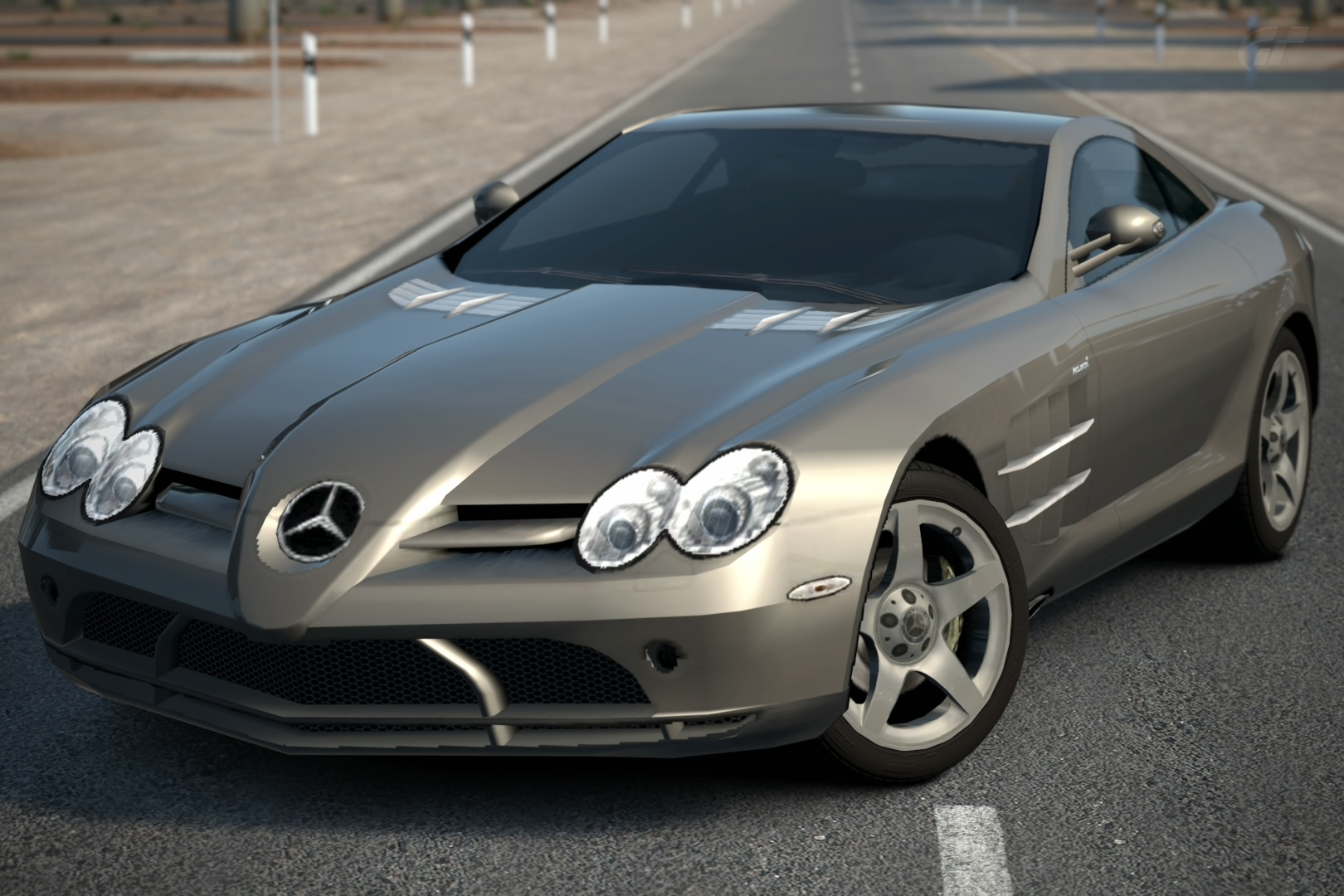Mercedes Benz Slr Mclaren 03 Gran Turismo Wiki Fandom Powered