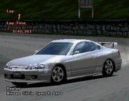 Nissan SILVIA spec-R AERO (S15) '99 (GT2)