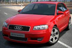 Audi A3 3.2 quattro '03