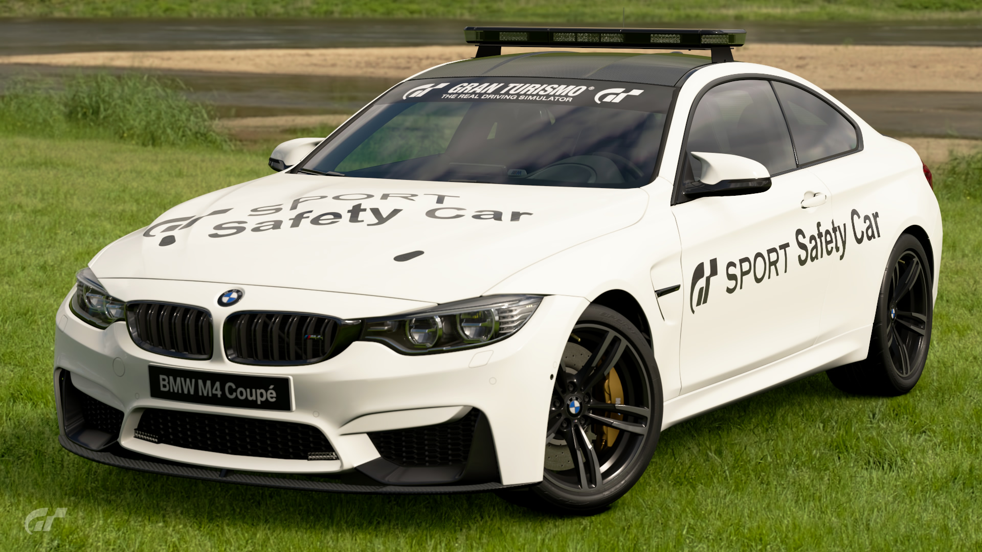 bmw m4 safety car gran turismo wiki fandom powered by wikia. Black Bedroom Furniture Sets. Home Design Ideas