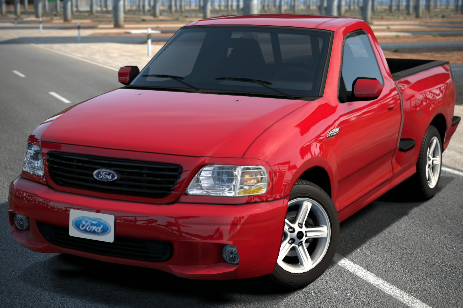Ford SVT F-150 Lightning '03