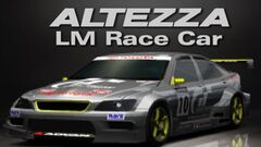 GT3 Altezza LM
