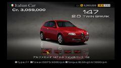 Alfa Romeo 147 2.0 TWIN SPARK '02