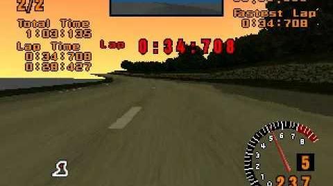 Gran Turismo - NTSC-J - END