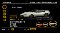 Nissan Fairlady Z 300ZX Version S TwinTurbo 2seater front