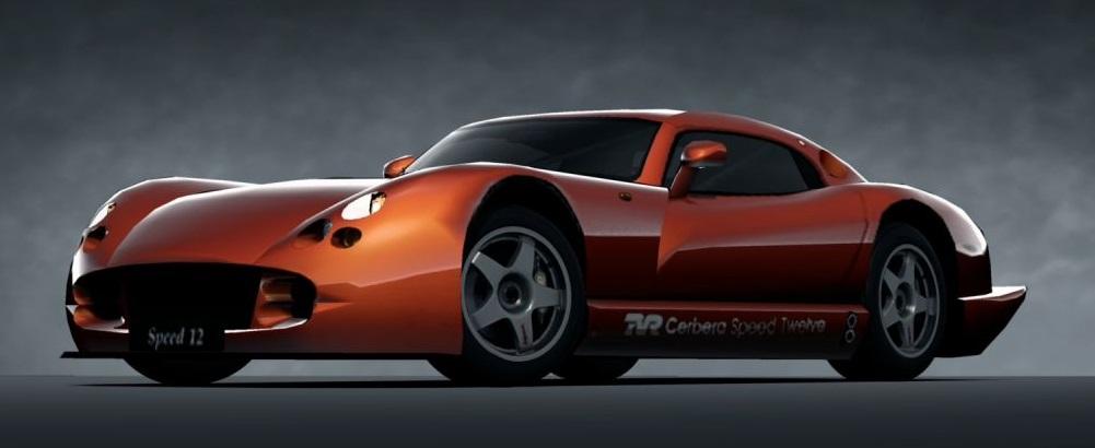 TVR Cerbera Speed 12 '00   Gran Turismo Wiki   FANDOM powered by Wikia