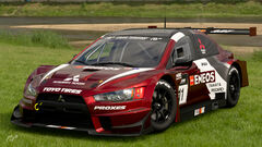 Mitsubishi Lancer Evolution Final Edition Gr.3
