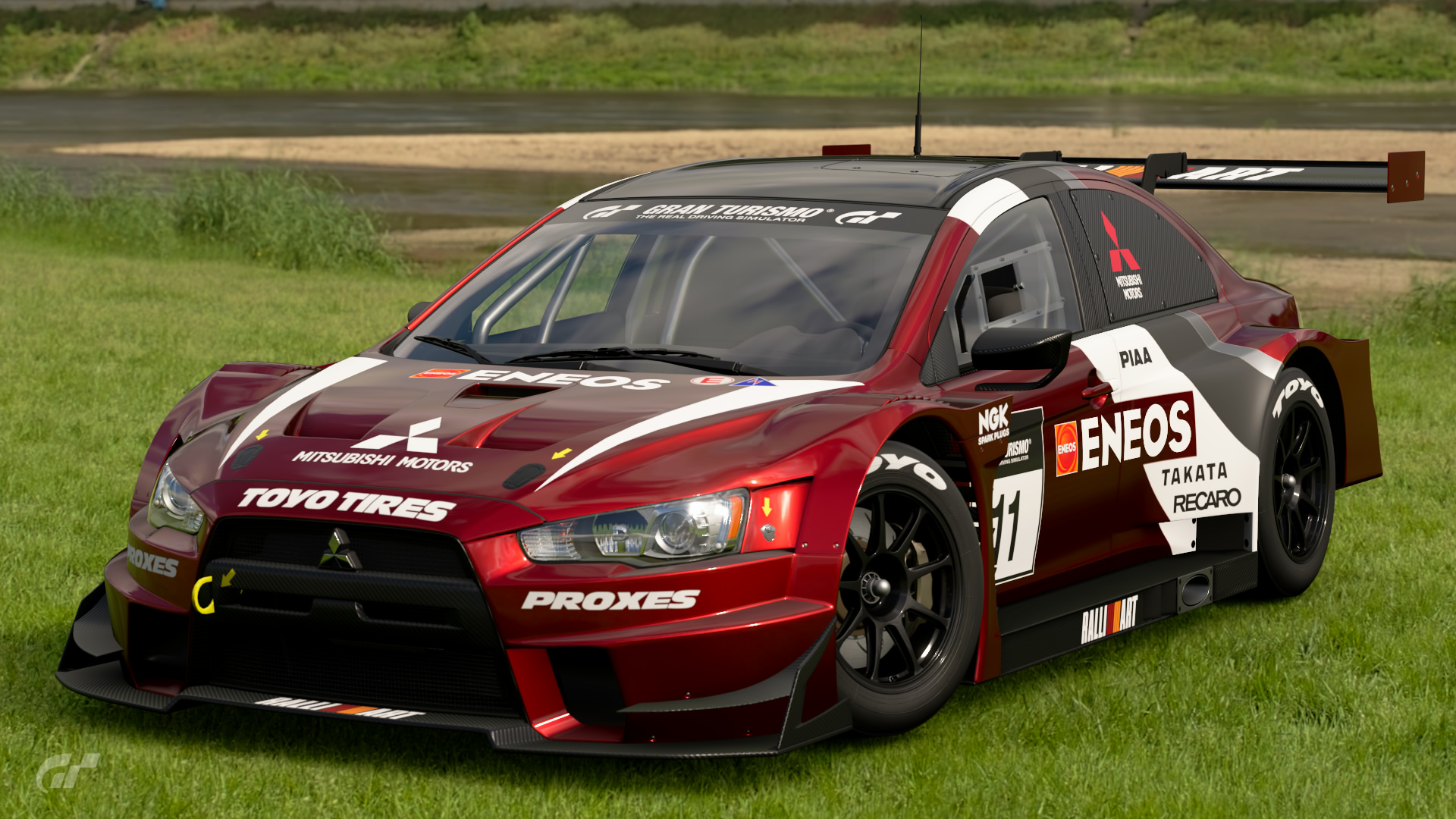 image - mitsubishi lancer evolution final edition gr.3 | gran