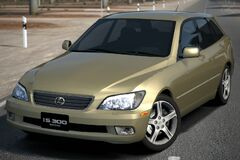Lexus IS 300 Sport Cross '01