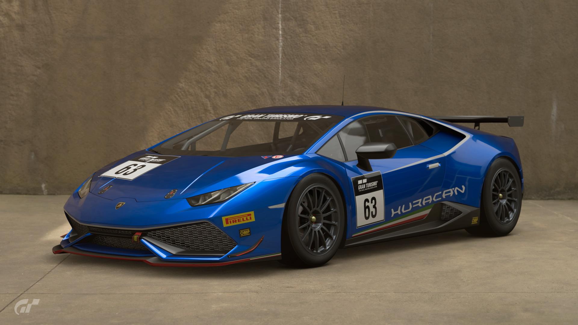 Laguna Seca Raceway >> Lamborghini Huracán Gr.4 | Gran Turismo Wiki | Fandom