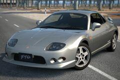 Mitsubishi FTO GPX '99