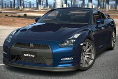 Nissan GT-R Black Edition '12