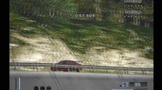 GT4 '98 Honda Integra Type R (DC2) @ Deep Forest Raceway