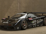 McLaren F1 GTR - BMW (Kokusai Kaihatsu UK Racing) '95