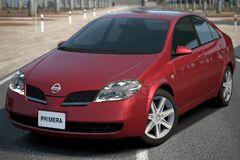 Nissan PRIMERA 20V '01