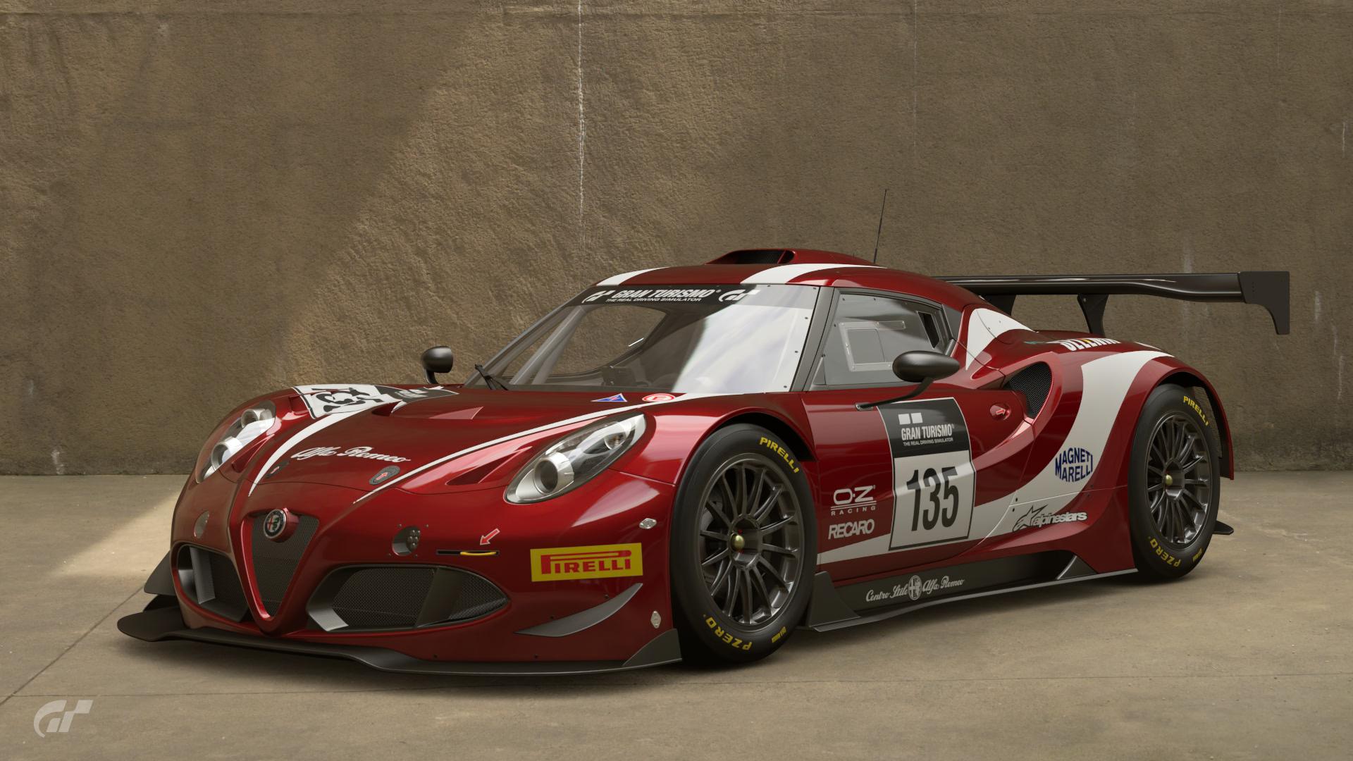 Ktm X Bow >> Alfa Romeo 4C Gr.3 | Gran Turismo Wiki | Fandom