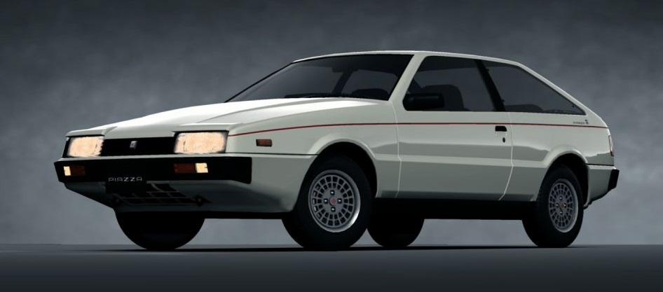 Mazda 3 Wiki >> Isuzu PIAZZA XE '81 | Gran Turismo Wiki | FANDOM powered ...