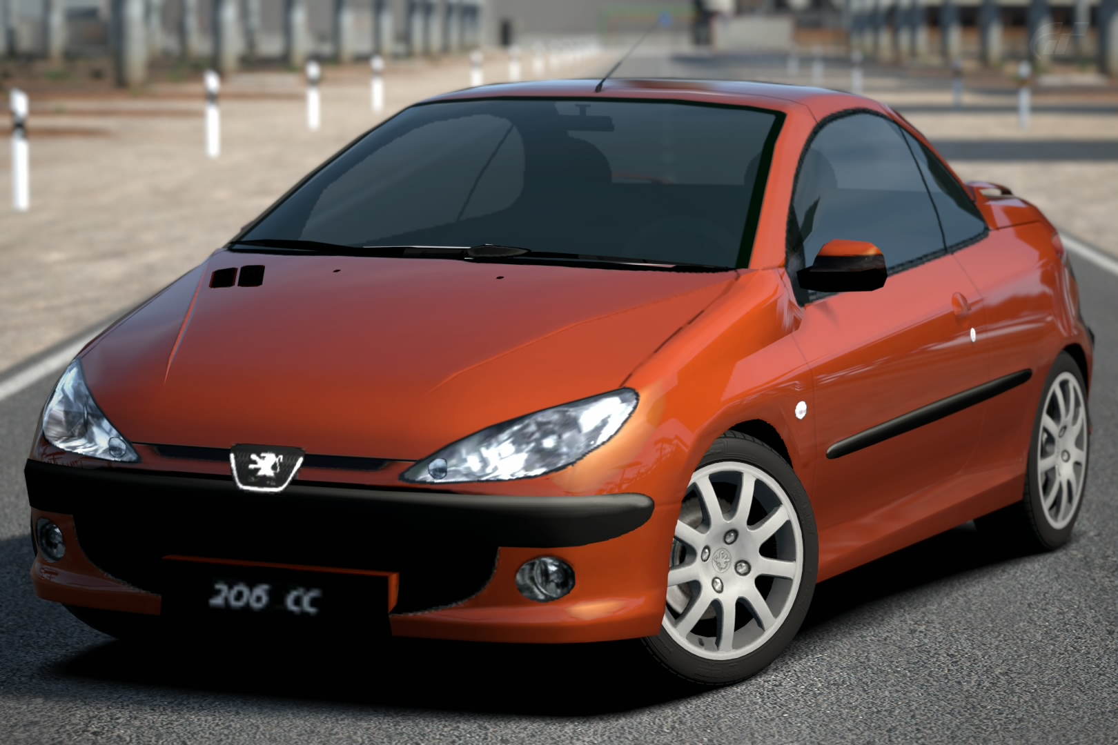 peugeot 206 cc 39 01 gran turismo wiki fandom powered by. Black Bedroom Furniture Sets. Home Design Ideas
