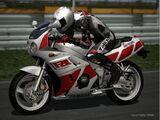 Yamaha FZR400 '86