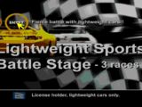 Lightweight Sports Battle Stage