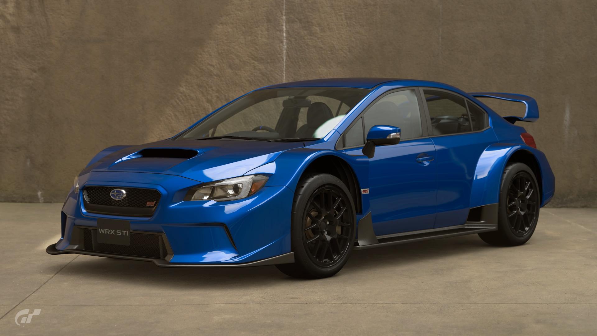 Captivating Subaru WRX Gr.B Road Car